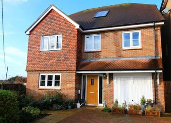 Thumbnail 4 bedroom detached house for sale in Westhill Close, Burgess Hill