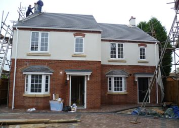 Thumbnail 3 bed semi-detached house to rent in Dumolos Lane, Glascote, Tamworth, Staffordshire