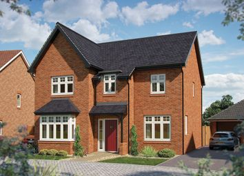 """Thumbnail 5 bed detached house for sale in """"The Birch"""" at Stonebow Road, Drakes Broughton, Pershore"""