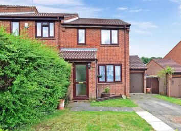 Thumbnail 3 bed end terrace house for sale in Highgrove Road, Walderslade, Chatham, Kent