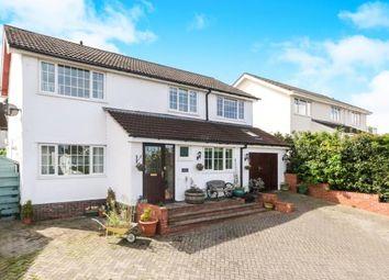 Thumbnail 4 bed detached house for sale in Ffordd Triban, Colwyn Bay, Conwy, Upper Colwyn Bay