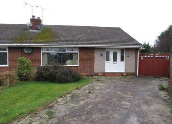 Thumbnail 3 bed semi-detached bungalow for sale in Buttermere Avenue, Ellesmere Port
