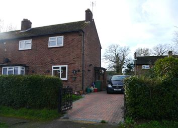 Thumbnail 3 bedroom semi-detached house for sale in All Saints Close, Doddinghurst, Brentwood
