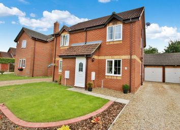 Thumbnail 2 bedroom semi-detached house for sale in Vale Close, Horsford, Norwich