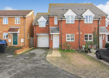 Thumbnail 4 bed semi-detached house for sale in Favourite Road, Seasalter, Whitstable
