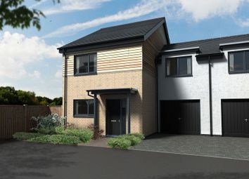 Thumbnail 3 bed detached house for sale in Great North Road, Eaton Ford, St Neots, Cambs