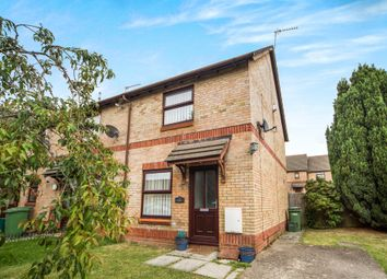 Thumbnail 2 bed end terrace house for sale in Manor Chase, Beddau, Pontypridd