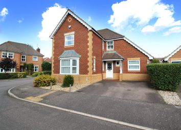 Thumbnail 4 bed detached house for sale in Delius Gardens, Horsham, West Sussex