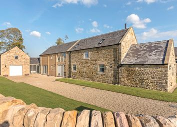 Thumbnail 5 bed barn conversion for sale in The Hay Barn, West Fenwick Farm, Stamfordham, Newcastle Upon Tyne