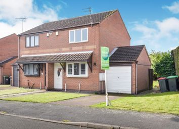 2 bed semi-detached house for sale in Covert Close, Hucknall, Nottingham NG15