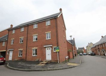 Thumbnail 4 bedroom end terrace house for sale in Zakopane Road, Haydon End, Wiltshire