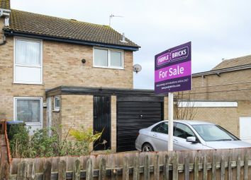 Thumbnail 3 bed end terrace house for sale in Cowley Rise, Margate