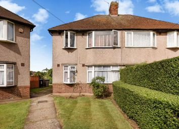 Thumbnail 2 bed maisonette for sale in Priory Close, Sudbury Hill, Harrow