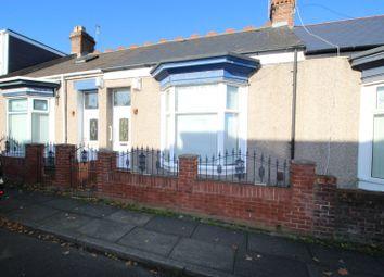 Thumbnail 1 bedroom terraced house for sale in Dene Street, Sunderland, Tyne And Wear