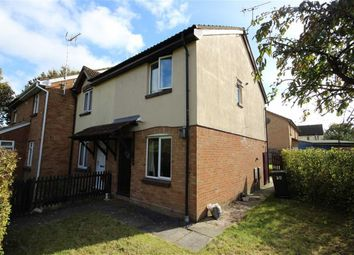 Thumbnail 2 bedroom semi-detached house for sale in Percheron Close, Ramleaze, Swindon
