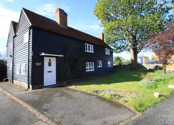 Thumbnail 4 bed cottage for sale in Wharf Road, Fobbing, Stanford-Le-Hope