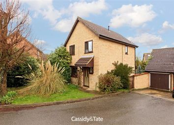 Thumbnail 3 bed detached house for sale in Ivinghoe Close, St Albans, Hertfordshire