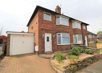 Thumbnail 3 bed semi-detached house for sale in Orville Road, Basford, Nottingham
