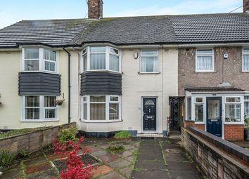 Thumbnail 3 bedroom terraced house for sale in Tarbock Road, Speke, Liverpool
