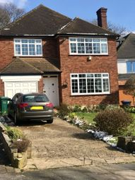 Thumbnail 4 bed detached house to rent in 2 Marsh Close, Mill Hill, London