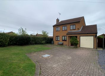 Thumbnail 4 bed detached house to rent in Haconby Lane, Morton, Bourne