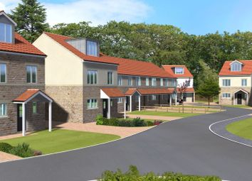 Thumbnail 3 bed town house for sale in Plot 6, Abbeystone Way, Monk Fryston, Leeds