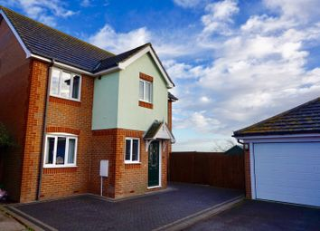Thumbnail 4 bed detached house for sale in Cardigan Close, Rochester