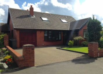 Thumbnail 3 bed detached bungalow for sale in Lime Grove, Lowton, Warrington