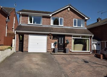 Thumbnail 4 bed detached house for sale in Dawson Close, Newthorpe, Nottingham