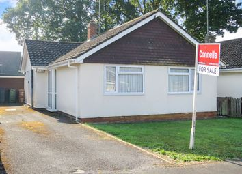 Thumbnail 2 bed detached bungalow for sale in Forest Close, North Baddesley, Southampton