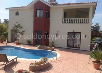 Thumbnail 4 bed villa for sale in Mandria, Paphos, Cyprus
