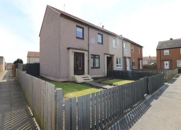 Thumbnail 3 bed end terrace house for sale in Kingsdale Gardens, Kennoway, Leven