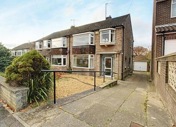 Thumbnail 3 bed semi-detached house to rent in Longford Road, Sheffield
