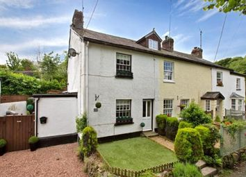 Thumbnail 2 bed end terrace house for sale in Christow, Exeter, Devon