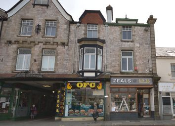 Thumbnail 4 bedroom terraced house for sale in The Arcade, Fore Street, Okehampton