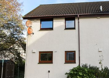 Thumbnail 2 bed flat for sale in Rasaay Court, Portree