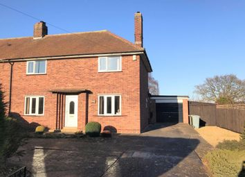 Thumbnail 3 bedroom semi-detached house for sale in Dysart Road, Grantham