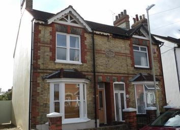Thumbnail 3 bed semi-detached house for sale in Christchurch Road, Ashford, Kent, United Kingdom