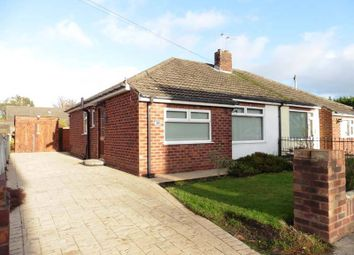 Thumbnail 2 bed semi-detached bungalow for sale in Woodley Avenue, Thornton-Cleveleys