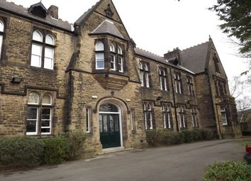 Thumbnail 2 bed flat to rent in Tapton Mount Close, Sheffield