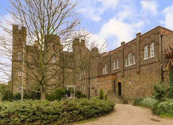 Thumbnail 4 bed flat for sale in Vanbrugh Castle, Greenwich, London