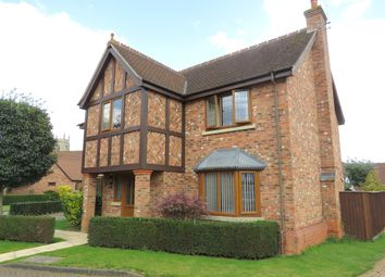 Thumbnail 4 bed detached house for sale in Church Meadows, Kirton, Boston