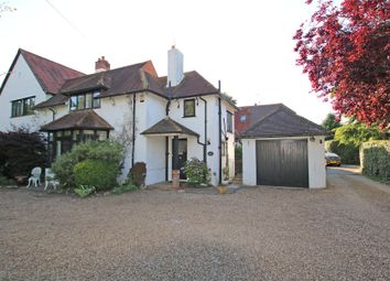 Thumbnail 3 bedroom semi-detached house for sale in Pyrford, Woking, Surrey