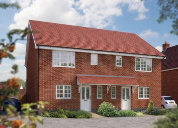 "Thumbnail 3 bed property for sale in ""The Southwold"" at Silfield Road, Wymondham"