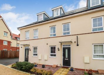 4 bed terraced house for sale in Great Beanhills, Marston Moretaine, Bedford MK43