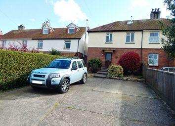 3 bed semi-detached house for sale in Hillside, Colyton, Devon EX24