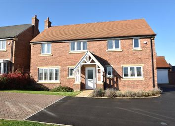 Thumbnail 4 bed detached house for sale in Dovey Close, Copcut, Droitwich Spa, Worcestershire