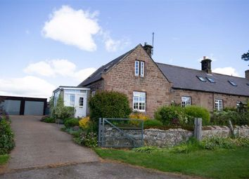 Thumbnail 3 bed cottage for sale in Hepburn Cottages, Alnwick, Northumberland