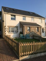 Thumbnail 4 bed semi-detached house for sale in Hillside Road, Carnmarth, Carharrack, Carnmarth, Carharrack