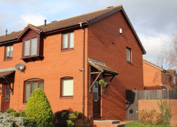 Thumbnail 3 bed end terrace house to rent in Pinwood Meadow Drive, Exeter